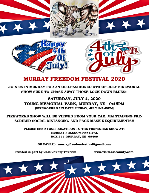 2020 MURRAY FIREWORKS FLYER